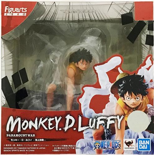 フィギュアーツZERO [EXTRA BATTLE] ONE PIECE モンキー・D・ルフィ -頂上決戦-