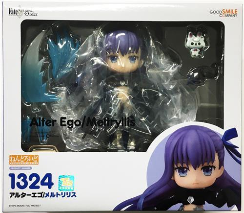 ねんどろいど 1324 Fate/Grand Order アルターエゴ/メルトリリス 【フィギュア】[グッドスマイルカンパニー]