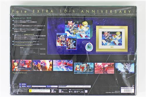 Fate/EXTELLA Celebration BOX for PlayStation4 【PS4】
