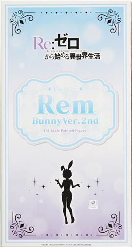 B-Style Re:ゼロから始める異世界生活 レム バニーVer. 2nd 【フィギュア】[FREEing]