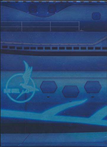 劇場版 蒼き鋼のアルペジオ -アルス・ノヴァ- DC 初回生産限定特装版 【ブルーレイ】