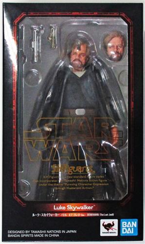 S.H.Figuarts スター・ウォーズ/最後のジェダイ ルーク・スカイウォーカー -バトル・オブ・クレイト Ver.- (STAR WARS: Last Jedi)
