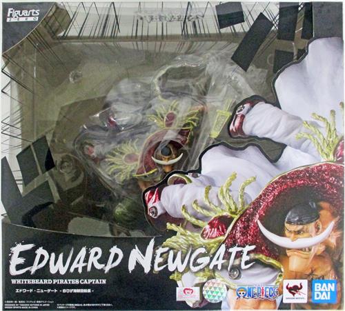 フィギュアーツZERO ONE PIECE エドワード・ニューゲート -白ひげ海賊団船長-