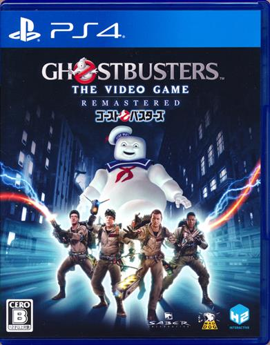 Ghostbusters: The Video Game Remastered (PS4版)