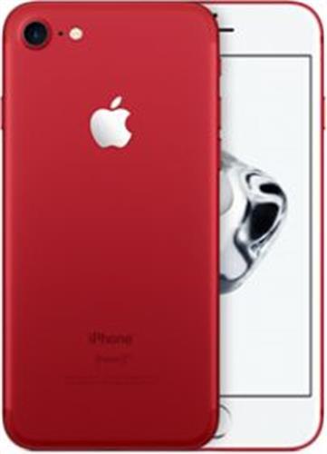 iPhone7 4.7インチ 256GB レッド au SIMロック解除済 (MPRY2J/A)