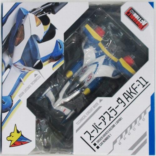 ヴァリアブルアクション 新世紀GPXサイバーフォーミュラ11 スーパーアスラーダ AKF-11 【フィギュア】[メガハウス]