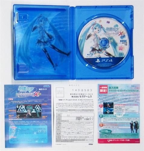 初音ミク -Project DIVA- X HD 【PS4】