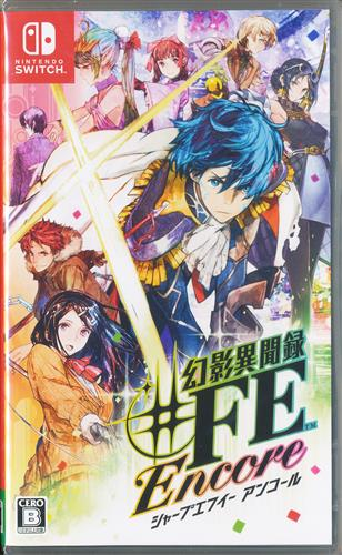 幻影異聞録#FE Encore 【Nintendo Switch】