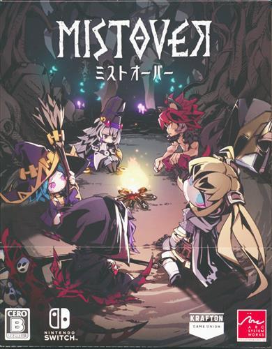 MISTOVER (Nintendo Switch版)