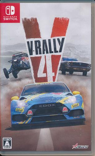V-Rally 4 (Nintendo Switch版)