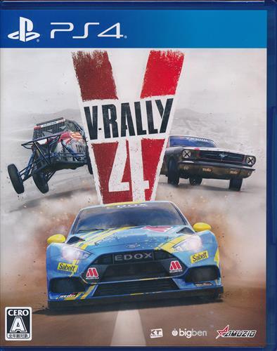 V-Rally 4 (PS4版)