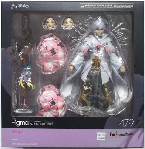figma 479 Fate/Grand Order -絶対魔獣戦線バビロニア- マーリン 【フィギュア】[マックスファクトリー]