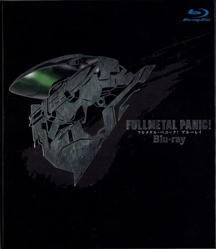 フルメタル・パニック! Blu-ray 初回限定生産