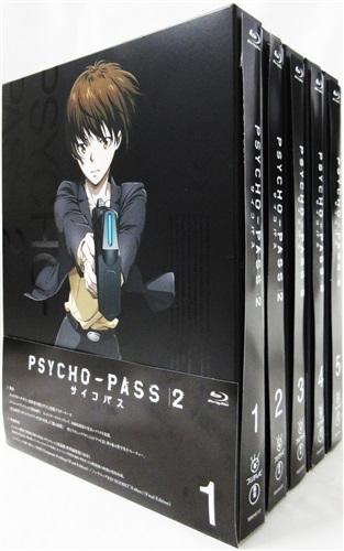 PSYCHO-PASS 2 全5巻セット