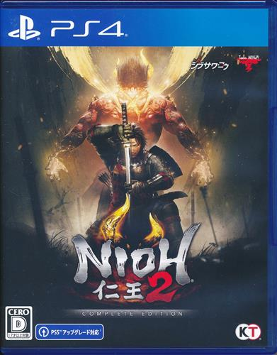仁王 2 Complete Edition 【PS4】