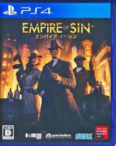 Empire of Sin エンパイア・オブ・シン (PS4版)