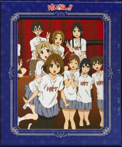 けいおん!! Blu-ray BOX 初回限定生産版