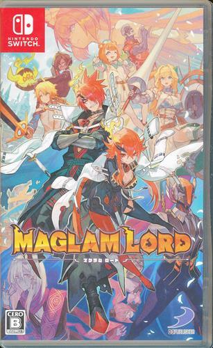 MAGLAM LORD/マグラムロード (Nintendo Switch版)
