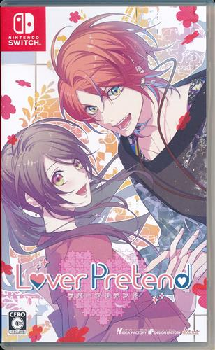 LoverPretend (通常版) 【Nintendo Switch】