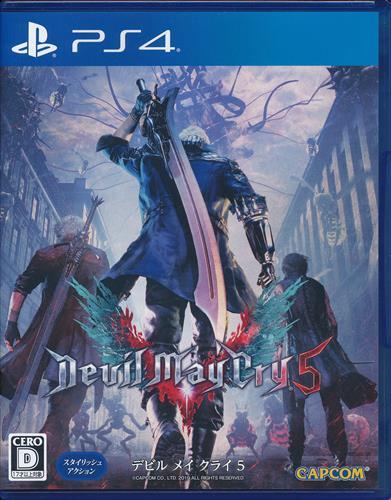 デビルメイクライ 5 (PS4版)