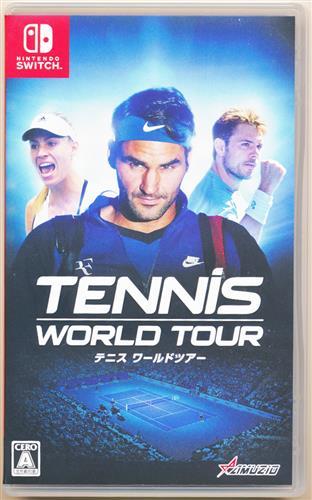 Tennis World Tour (Nintendo Switch版)