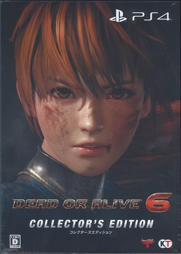 DEAD OR ALIVE 6 コレクターズエディション